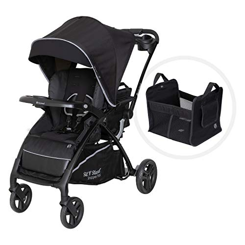 Baby Trend Sit N' Stand 5-in-1 Shopper Plus Stroller