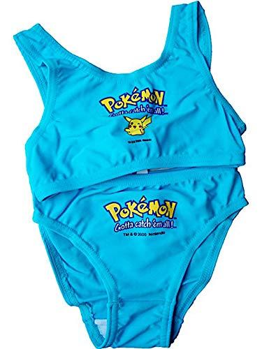 Nintendo Pokemon Bikini türkis/hellblau