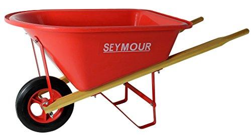 Seymour Kids' Poly Tray Wheelbarrow