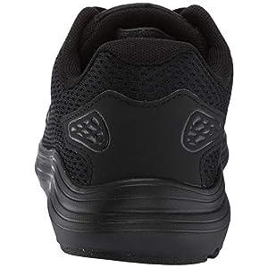 Under Armour Men's Surge 2 Running Shoe, Black (002)/Black, 11.5