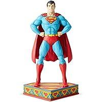 Enesco DC Comics Justice League by Jim Shore Superman Silver Age Figurine