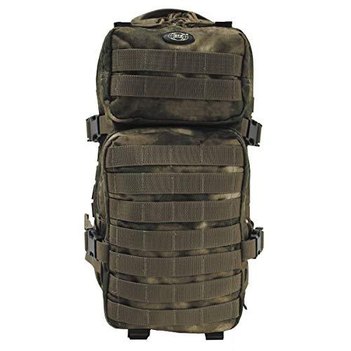 MFH 30333E US Rucksack Assault I 30l (23 x 44 x 24 cm/HDT-camo FG)