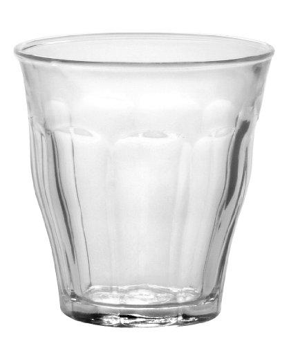 Duralex - Picardie Clear Tumbler 4.3 Ounce Set Of 6