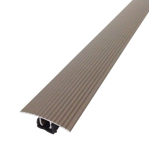 M-D Building Products Cinch T-Molding w/SnapTrack (Fluted) 36