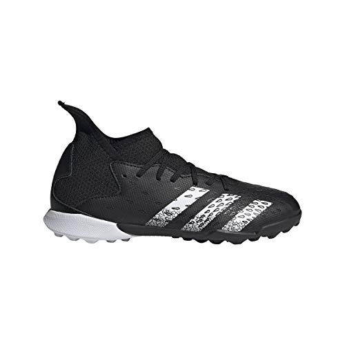 adidas Men's Football Soccer Shoe, Core Black FTWR White...