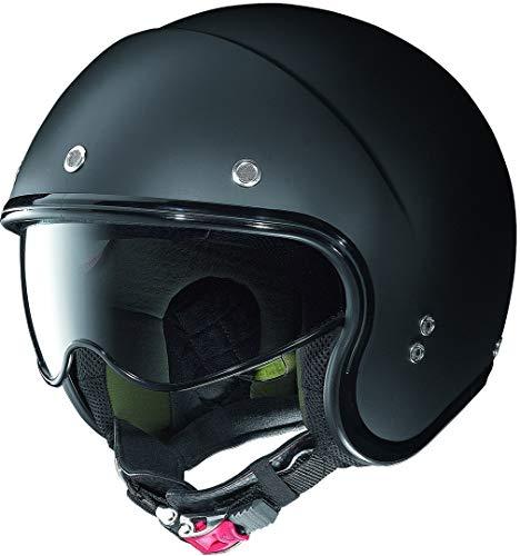 Nolan Herren N21 Durango Flat Black M Helmet, M