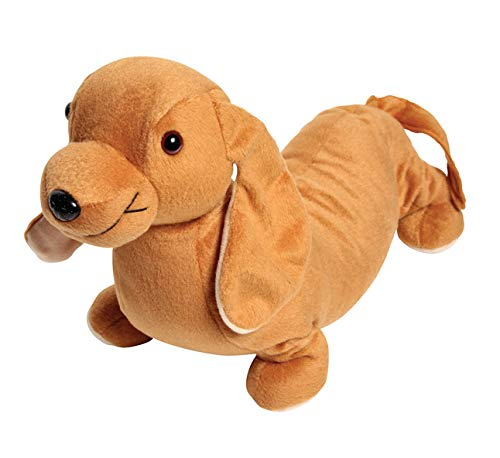 Abilitations Integrations Weighted Lap Dog Cloe for Children with a Hard Time Sitting Still and Emerging Readers