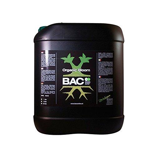 Engrais / Additif de floraison pour culture BAC Organic Bloom (10L)
