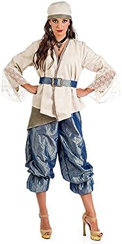 LIMIT SPORT, SL B in Piratin Kostüm für Damen S