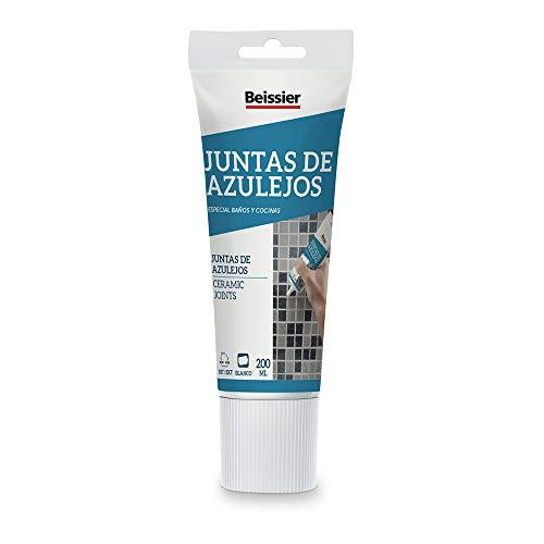 Beissier M82737 - Aguaplast juntas de azulejo tubo 200 ml