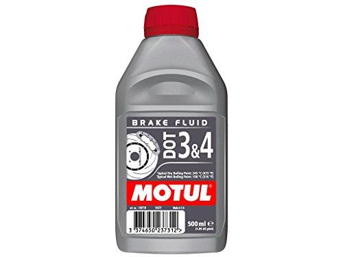 MOTUL dot3/de líquido de frenos DOT4500ml