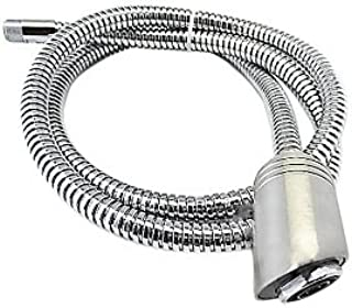Grohe 46 348 SD0 Ladylux Cafe Hose and Head, Stainless Steel Finish