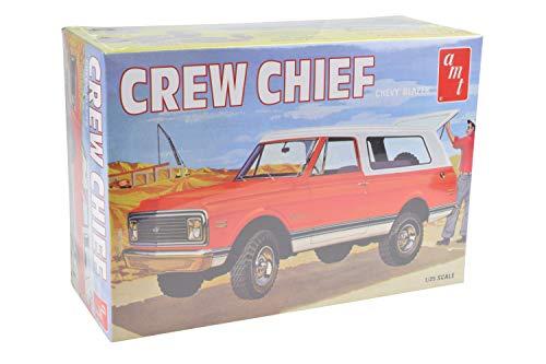 AMT/VRC Hobbies 1972 Chevy Blazer Crew Chief 1:25...