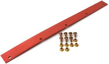 Surefit 504-01573 Ariens, OE Number 00271459 Snow Thrower Replacement Scraper, Black