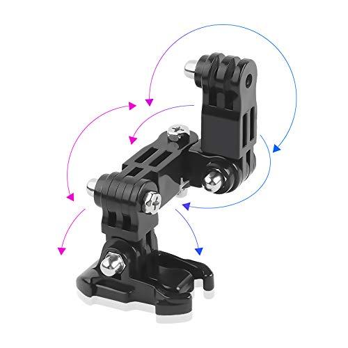 ETbotu - Soporte de Barbilla para Casco de Moto GoPro Hero6/5/4, Accesorio para cámara de acción
