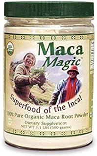 Organic Black Maca Powder - Raw Maca Powder - Raw Premium Maca Powder - Yellow Maca Powder - Raw Red Maca Root Powder - Mi...