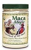 Organic Black Maca Powder - Raw Maca Powder - Raw Premium Maca Powder - Yellow Maca Powder - Raw Red Maca Root Powder - Miracle in The Andes - Maca Superfood Powder - MACA MAGIC Powder - 1.1 Lbs