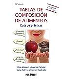 Tablas de composición de alimentos: Guía de prácticas (Ciencia y Técnica)