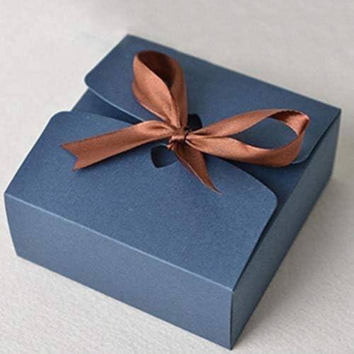 tienda en linea SMHILY SMHILY SMHILY 30Pcs   Lot Kraft Boxes con la Cinta, Cajas del Favor de la Boda, Cajas del Favor de la Fiesta de Bienvenida al bebé, Cajas de Regalo del Partido  clásico atemporal