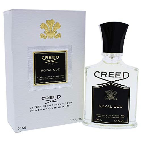 Creed 5055716349597for Women y Men Royal Oud Eau de Parfum Spray, 50ml
