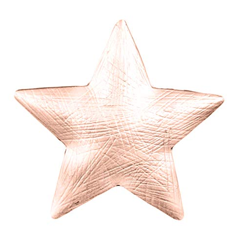 Treend24 Damen Magnet Brosche Stern Rosegold Schal Clip Bekleidung Magnetbrosche Poncho Taschen Stifel Textilschmuck Eule Herz stern
