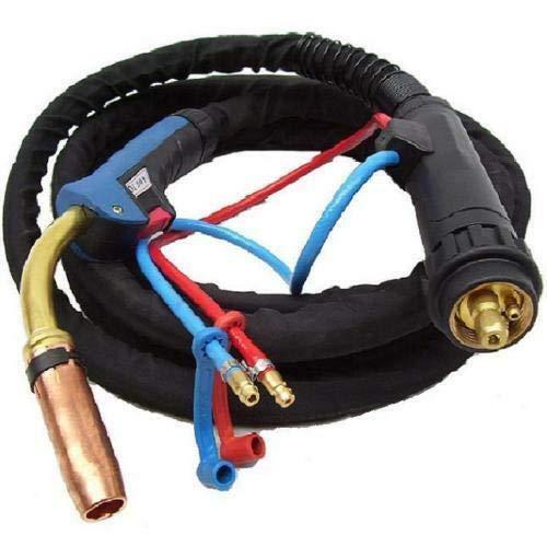 4m Schweißbrenner MB501 wassergekühlt MIG MAG Brenner 550A Schlauchpaket Schutzgas, Brenner für Schutzgasschweißgeräte, AWZ