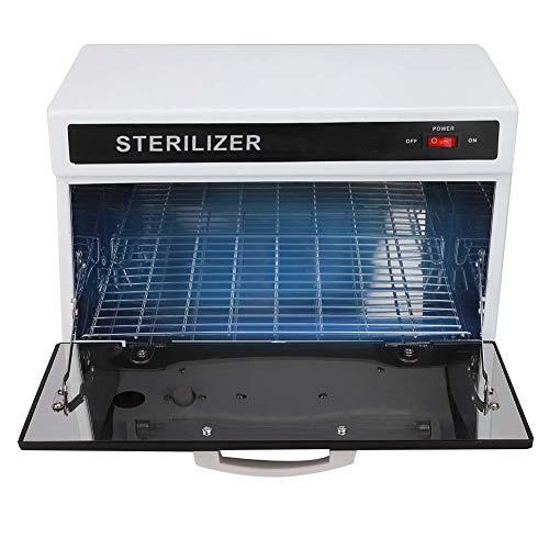 Gabinete esterilizador UV, caja de esterilización de manicura de uña