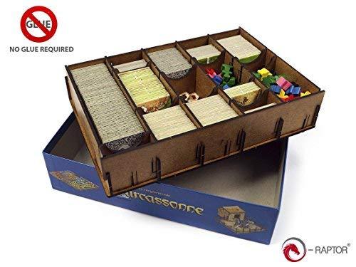 e-Raptor ERA19067 Nee Insert: Carcassonne, spel