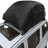 Borsa valigia per tetti, bagaglio pieghevole per auto, veicolo impermeabile porta bagagli, borsa da viaggio per pi羅 spazio di archiviazione