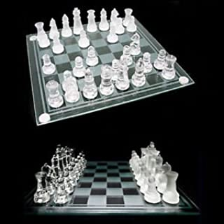 Best glass chess board Reviews
