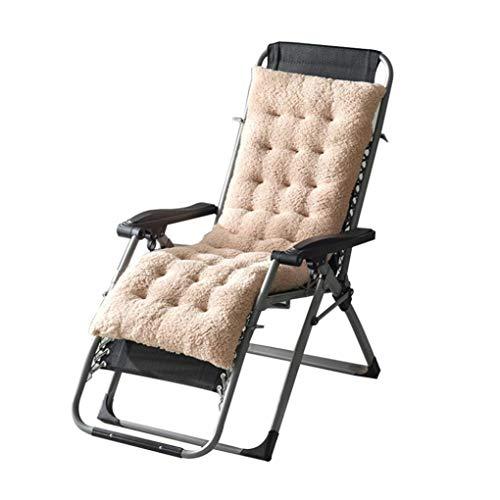 OLEEKA Cojín del Asiento para reclinable Mecedora Tatami Mat Sofá Silla Cojín Chaise Longue Silla Mat Mecedora Acolchada Ventana Alfombrilla