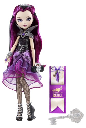 Mattel BFW94 - Ever After High Raven Queen Poupée Mannequin