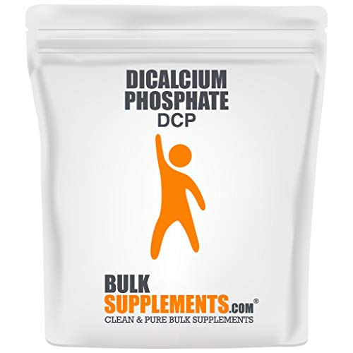 BulkSupplements Dicalcium Phosphate (DCP) Powder (100 Grams)