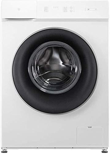 YAOSHUYANG Portable Washing Machine Washing Machine 1A Fully Automatic 8kg Frequency Conversion Drum Household Washing Water Integrated