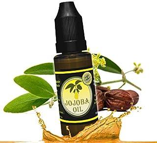 Aceite de jojoba 100% natural. Uso puro de 15 ml para barba