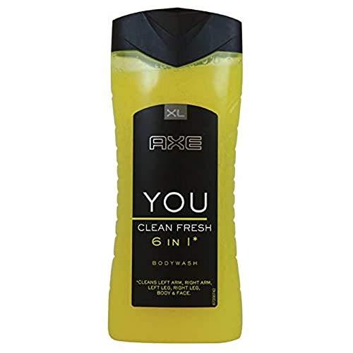 Axe You Clean Fresh 6in1 Duschgel 400ml