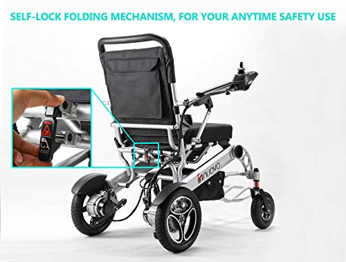Innuovo Power Wheelchair