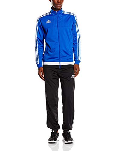 adidas Herren Trainingsanzug Tiro 15 Polyester, Mehrfarbig, S, S22291