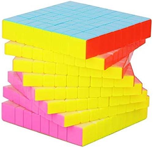 DRFFF P gogische Spielzeugwürfel mit acht Bestellungen für High-End-Geschwindigkeitswürfel für Anf er oder Profispieler