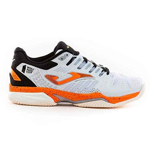 Joma Slam, Zapatos de Tenis Hombre, Blanco, 42 EU