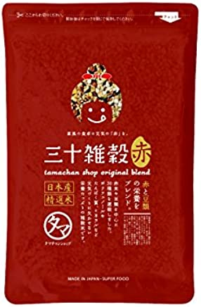 タマチャンの国産30雑穀米 300g (レッド)