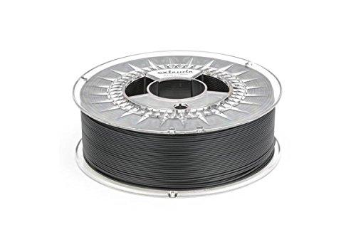 extrudr PLA NX2 MATT ø1.75mm (1.1kg) SCHWARZ MATT - 3D Drucker Filament - Made in Austria