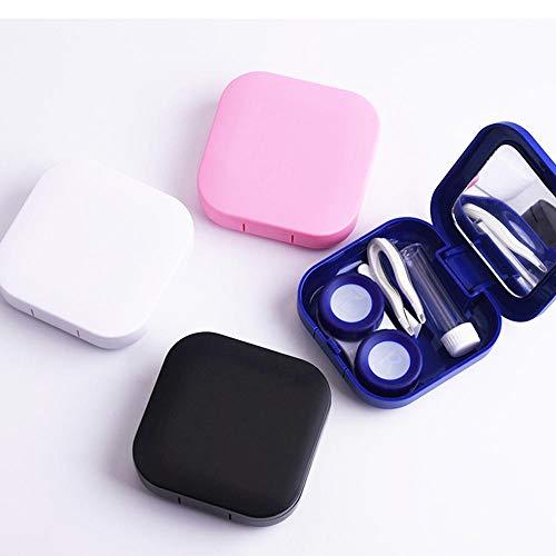 Teabelle Caja Lentes Portátil Color Caramelo Caja