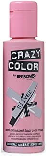 Crazy Color Silver Nº 27 Crema Colorante del Cabello Semi-