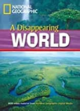A Disappearing World + Book with Multi-ROM: Footprint Reading Library 1000
