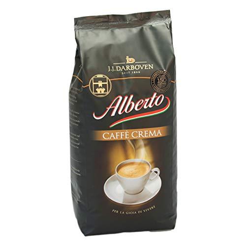 8 x Darboven Alberto Caffè Crema Kaffeebohnen 1kg