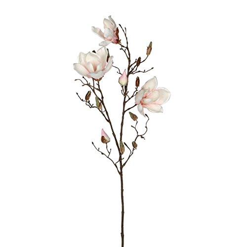 Mica Decorations Magnolia roze l88cm