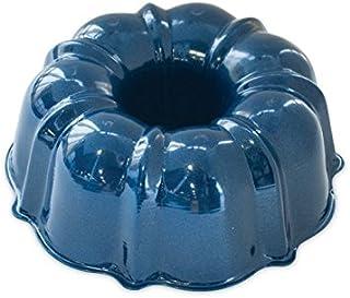 Nordic Ware 51323AMZ - Sartén de aluminio formada, color azul marino