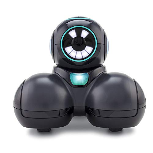 Wonder Workshop Cue - Coding Robot for Kids 10+ - Voice Activated - Navigates Objects - 4 Free Programming STEM Apps - Advance Learn to Code (QU01-d1)