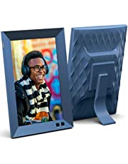[US Deal] Save on LOLA Smart Digital Picture Frame 8 Inch, Share Moments Instantly via E-Mail or App - Black. Discount applied in price displayed.